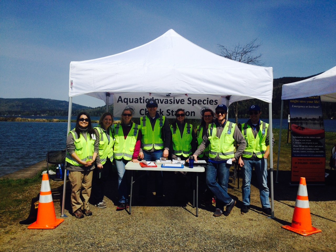 Bloedel and Lake Samish Inspection Stations Open April 25