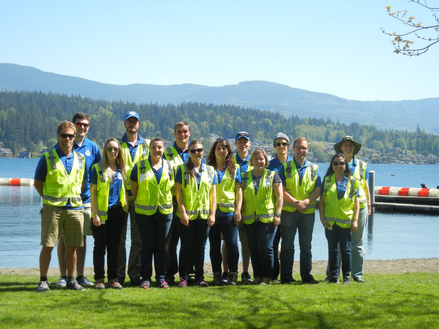 Lake Whatcom and Lake Samish Inspection Stations Open April 23