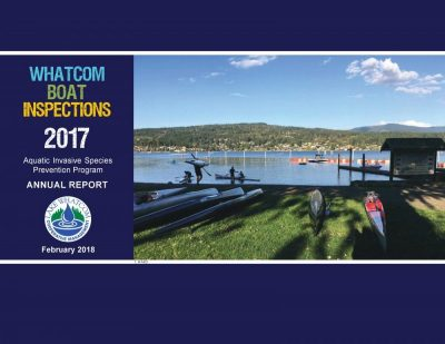 Report highlights 2017 Boat Inspection Program results