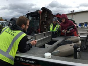 We need boats for 2018 Inspector Training