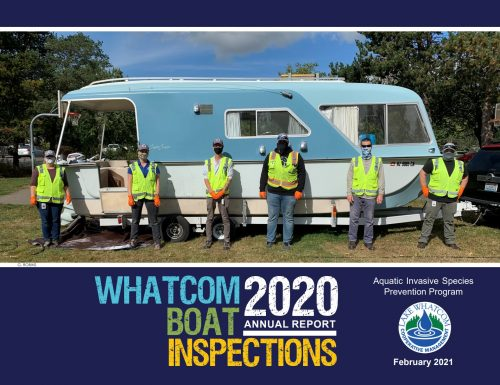 Report highlights 2020 Boat Inspection Program results
